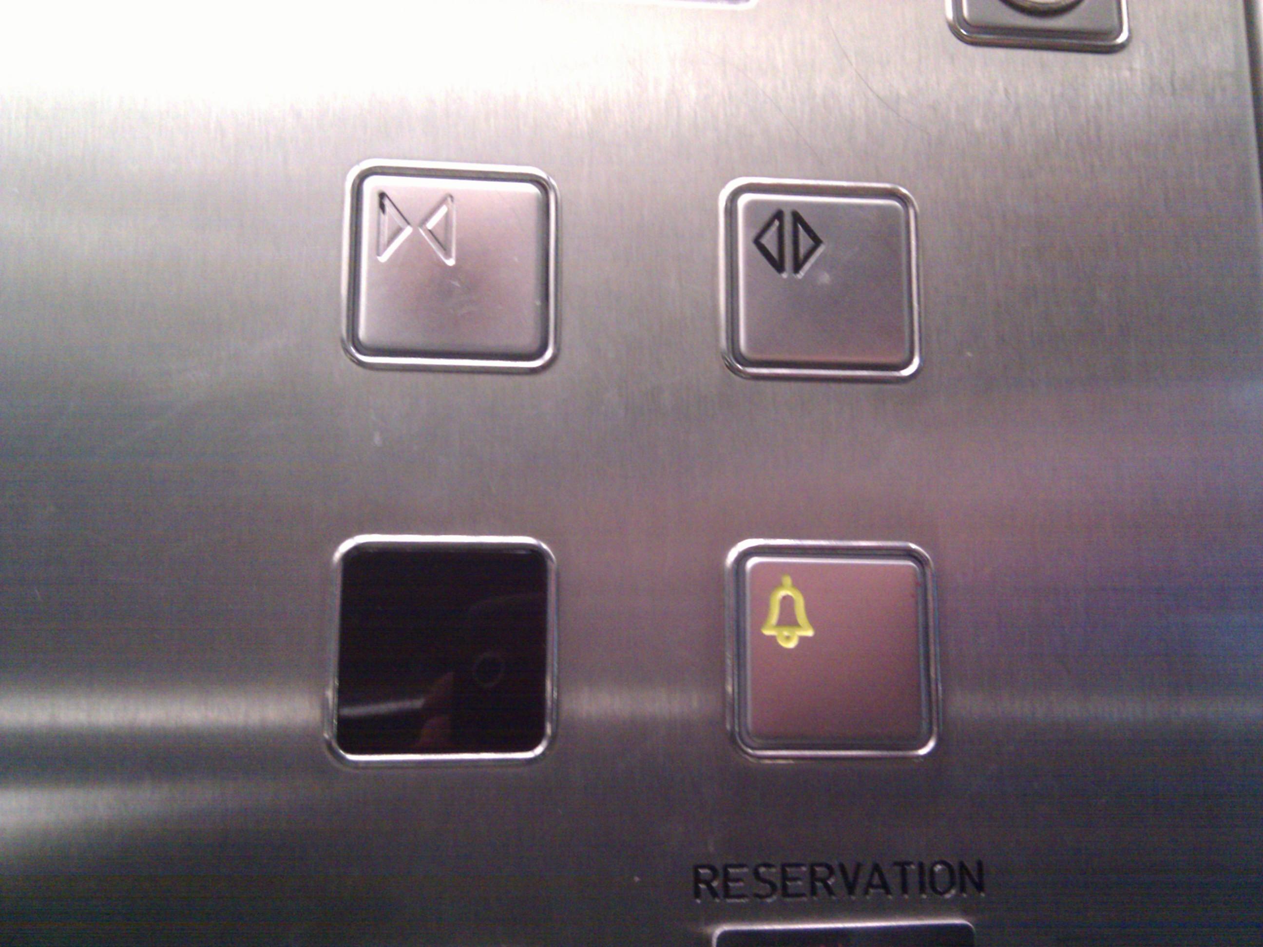 Das Fahrstuhlknopf-Orakel